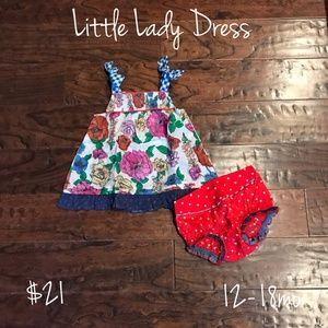 Matilda Jane Baby Dress, Size 12-18 months, NWT